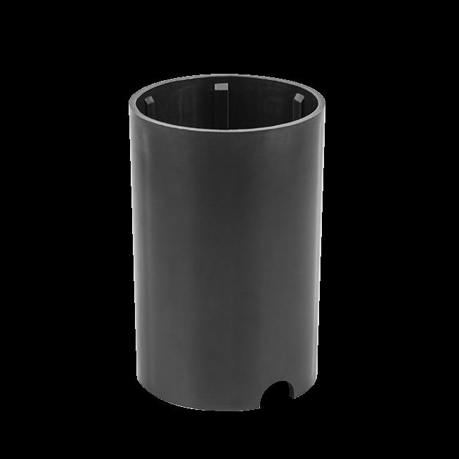 Embutido De Solo LED Stella STH8719/30 Focco Grid C/ Grade 18W 3000K IP67 12G Bivolt - Preto