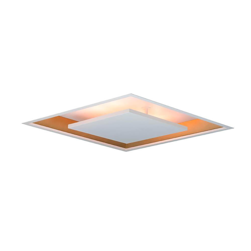 Luminária Embutir LED Newline 541LED4 New Picture 16,8W 4000K Bivolt 490x490x70mm