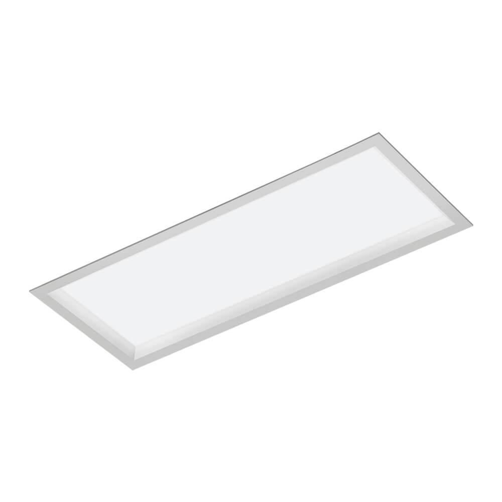Luminária Embutir LED Newline 595LED3 Slim II 16W 3000K Bivolt 616x126x72mm