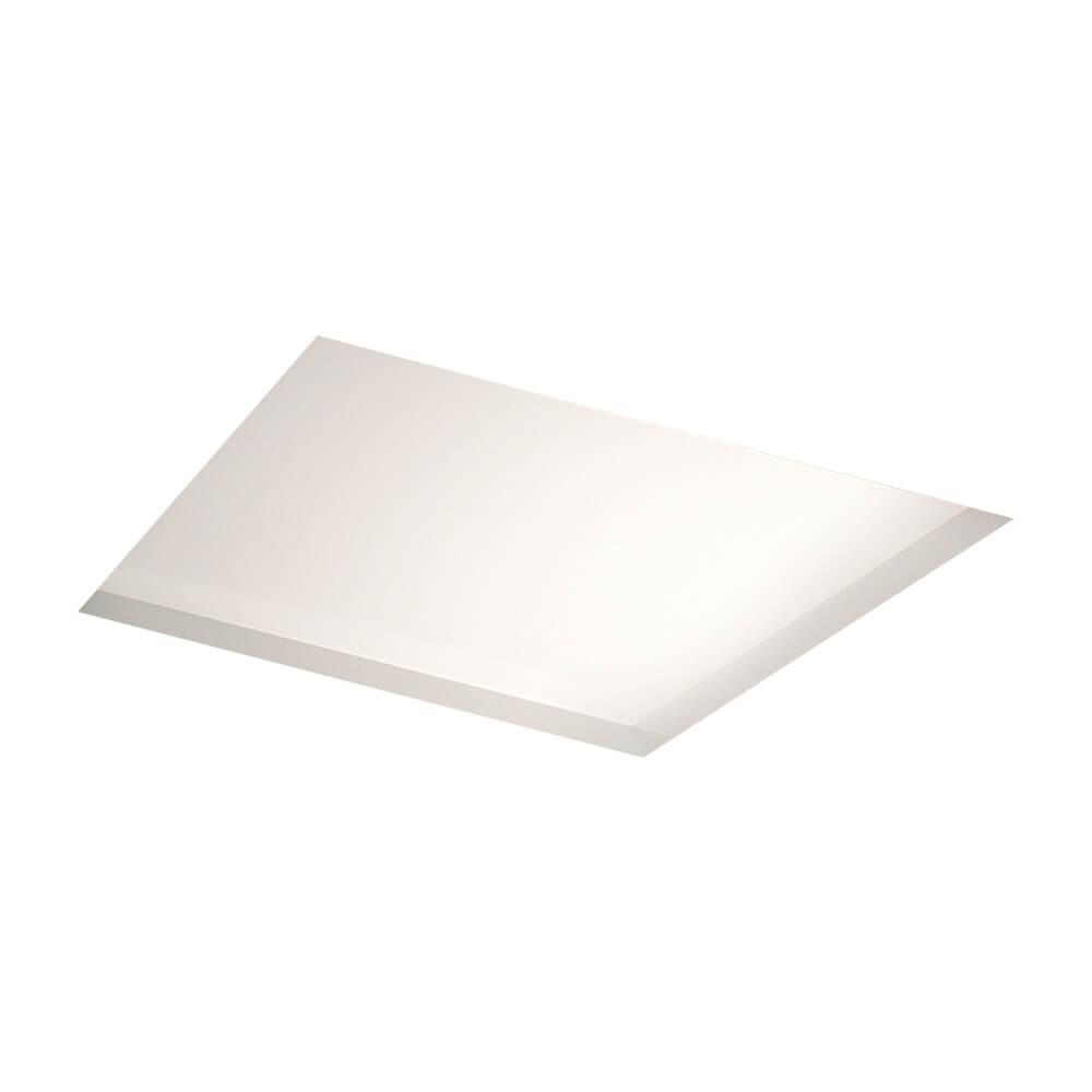 Luminária Embutir LED Newline 611LED3 No Frame II 32W 3000K Bivolt 274x274x103mm