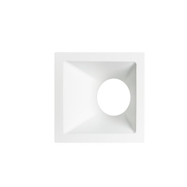 Spot Embutido Stella STH8970BR Square Angle Dicróica/PAR16 GU10 MR16 25G - Branco