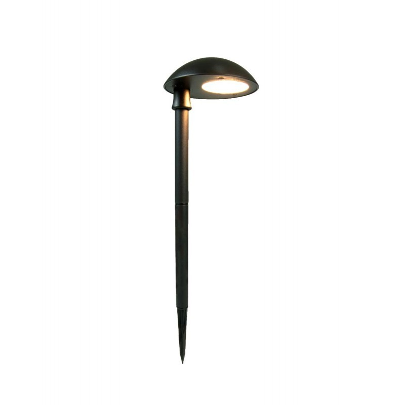 Espeto Balizador LED Ecoforce 18432 Downlight 4,5W 2700K Bivolt IP65 130x130x625mm