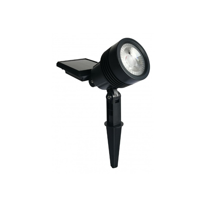 Espeto LED Ecoforce 18544 Solar Spot 0.2W Verde IP54 125x170x170mm