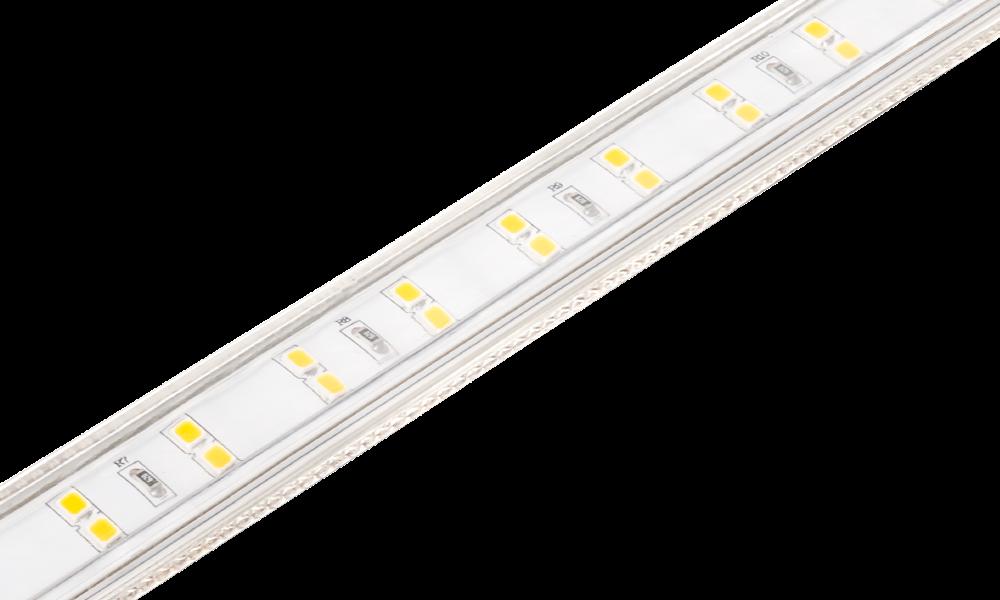 Fita LED Stella STH7812/30 Kit Tensão De Rede Double Line 5 Metros 10W/M 3000K 220V IP67