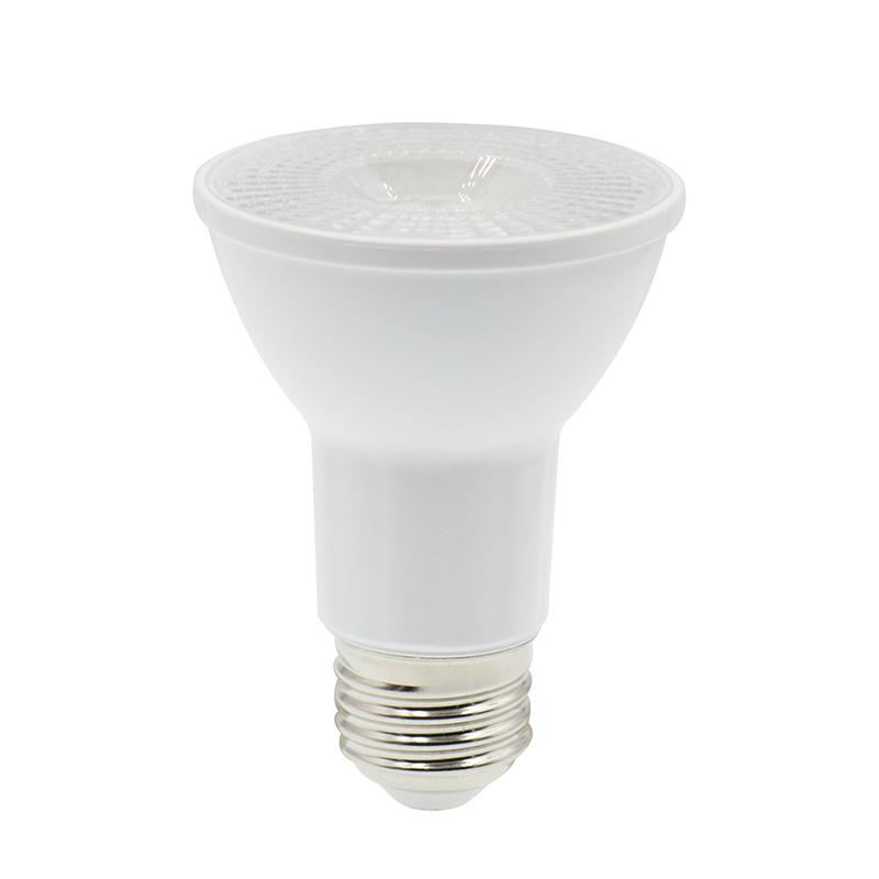 Lâmpada LED Bella LP217C PAR20 E27 8W 38° 525lm 3000K Dimerizável Bivolt