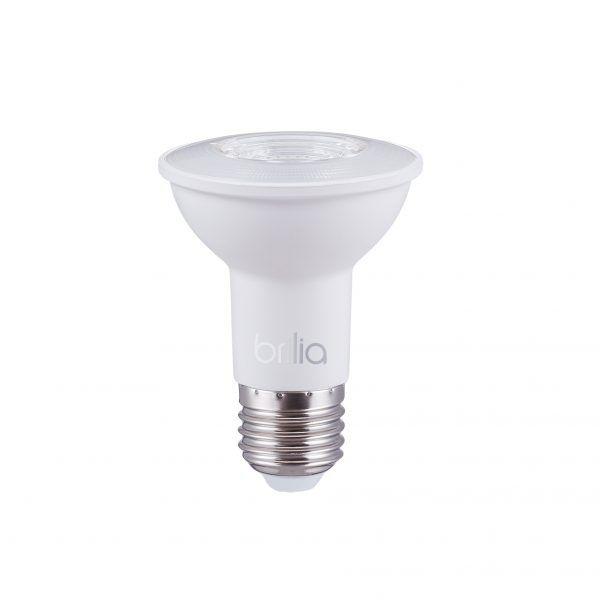 Lâmpada LED Brilia 301443 PAR20 E27 5,5W 2700K 25G IP20 Bivolt