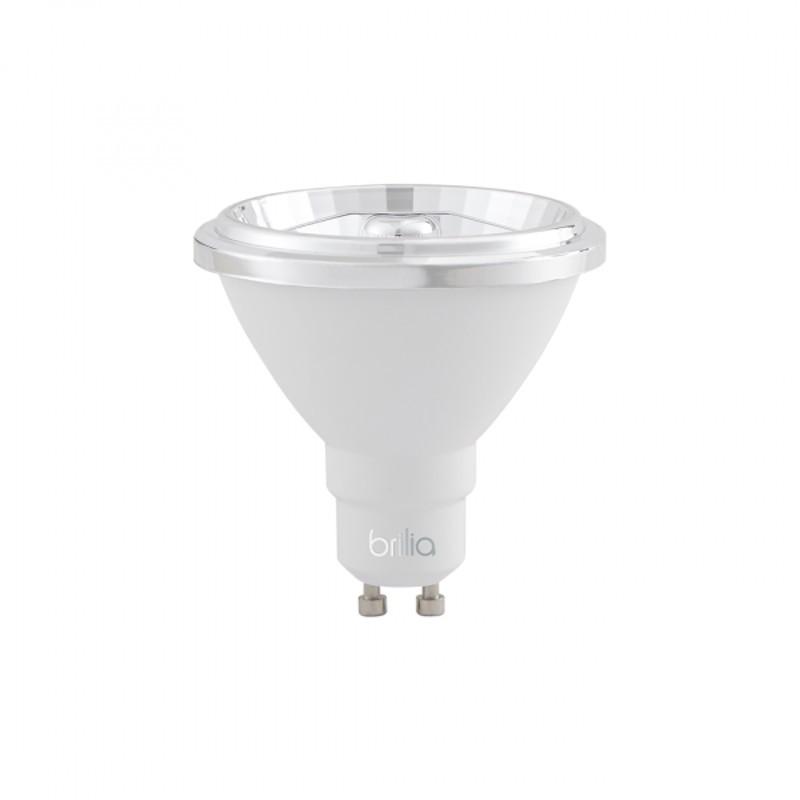 Lâmpada LED Brilia 303188 Refletora Dimerizável 4,8W 2700K GU10 AR70 12G IP20 Bivolt