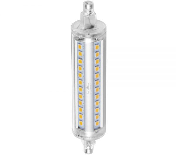 Lâmpada LED Brilia 435663 Palito Dimerizável R7S 8W 2700K 300G IP20 127V