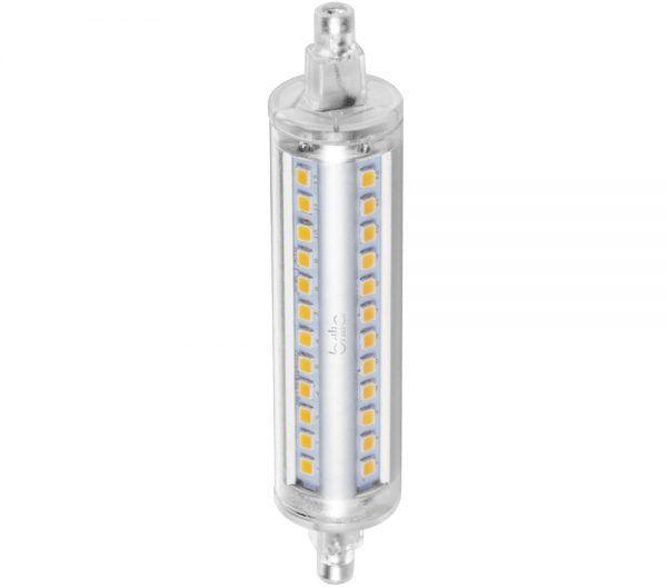 Lâmpada LED Brilia 435670 Palito Dimerizável R7S 8W 2700K 300G IP20 220V
