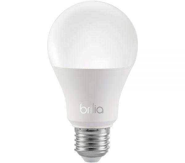 Lâmpada LED Brilia 437384 Bulbo Dimerizável E27 10W 2700K 220G IP20 Bivolt