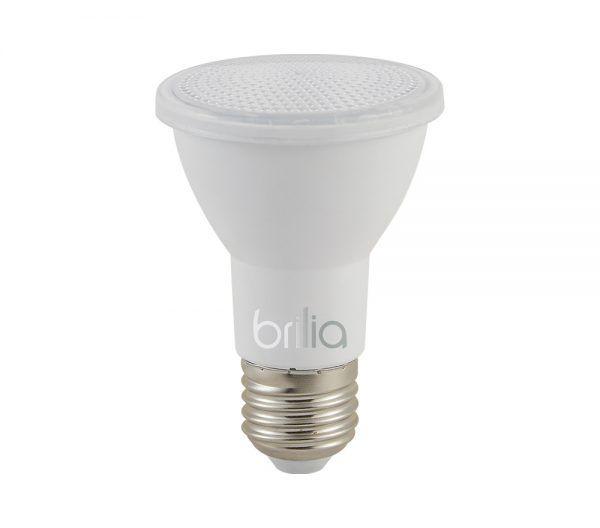 Lâmpada LED Brilia 437414 PAR20 E27 6W 2700K 38G IP65 Bivolt
