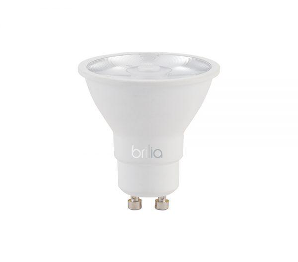 Lâmpada LED Brilia 438978 Dimerizável GU10 7W 2700K 10G IP20 Bivolt