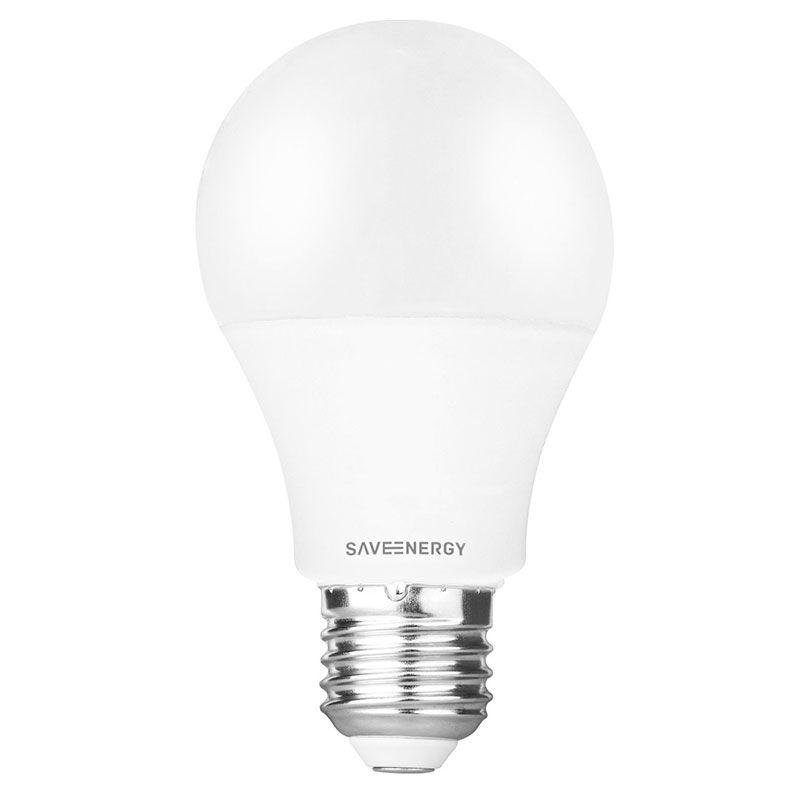 Lâmpada LED Save Energy SE-215.1456 Bulbo A65 11W 3000K 200G Bivolt