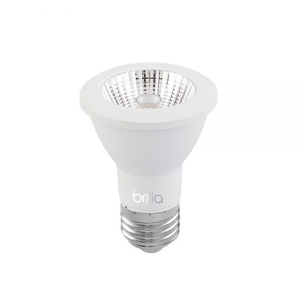 Lâmpada LED Brilia 437346 PAR20 Dimerizável E27 6W 2700K Bivolt