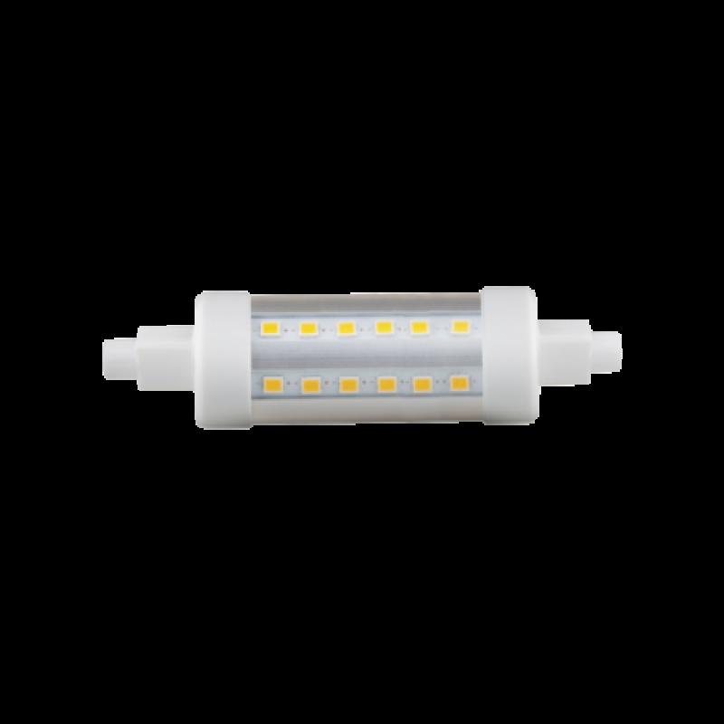 Lâmpada LED Save Energy SE-250.1405 R7 Palito 5W 2700K 360G Bivolt