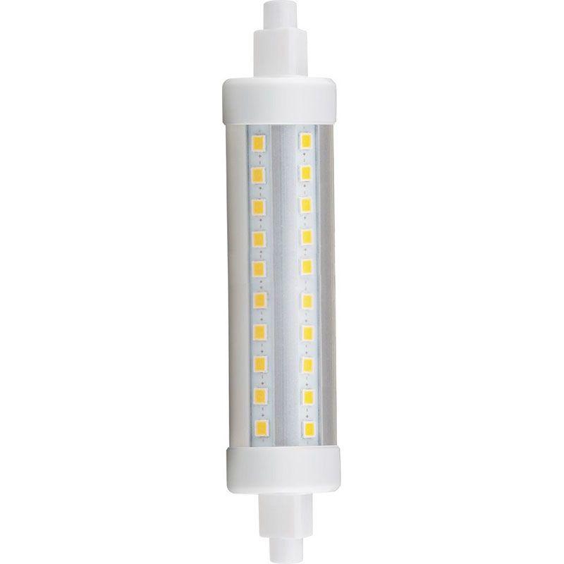 Lâmpada LED Save Energy SE-250.531 R7s Palito 9W 2700K 360G Bivolt