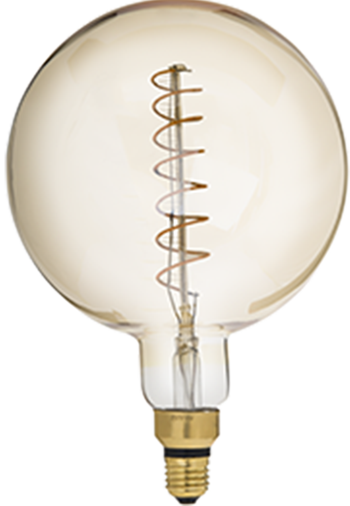 Lâmpada LED Save Energy SE-345.1567 Filamento Loop G200 4W 2200K 360G Bivolt