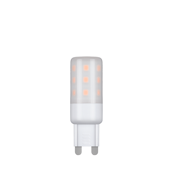 Lâmpada Led Stella STH8151/24 Bipino G9 Halopin Dimerizável 3,5W 2400K 270G 127V
