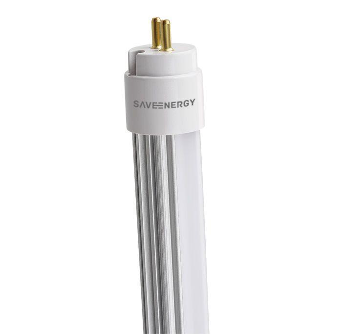 Lâmpada LED Save Energy SE-230.1499 Tubular 55cm T5 10W 6500K 120G Bivolt