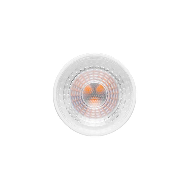 Lâmpada Stella STH20535/30 Evo Dicróica/PAR16 GU10 6W 3000K 36G Bivolt Ø50x54mm