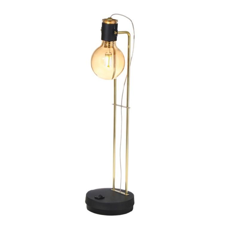 Luminária de Mesa Old Artisan ABJ-5386 1L Halopin G9 470x120x120mm