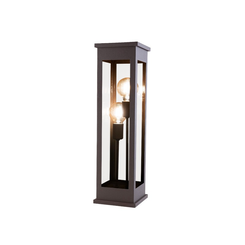 Luminária de Piso DM Lumi 511/60 Retrô 1L E27 600x170x170mm