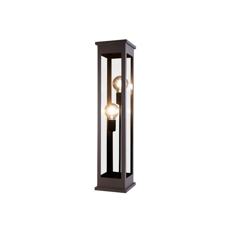 Luminária de Piso DM Lumi 511/75 Retrô 1L E27 750x170x170mm