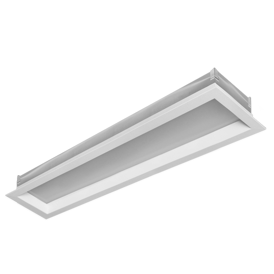 Luminária Embutir Incolustre 898.01 New Slim 1L E27 663x128x128mm