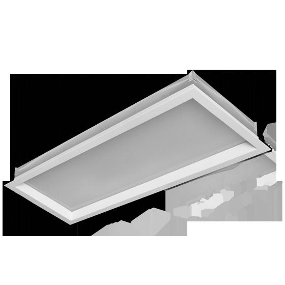 Luminária Embutir Incolustre 898.06 New Slim 1L E27 1270x222x128mm