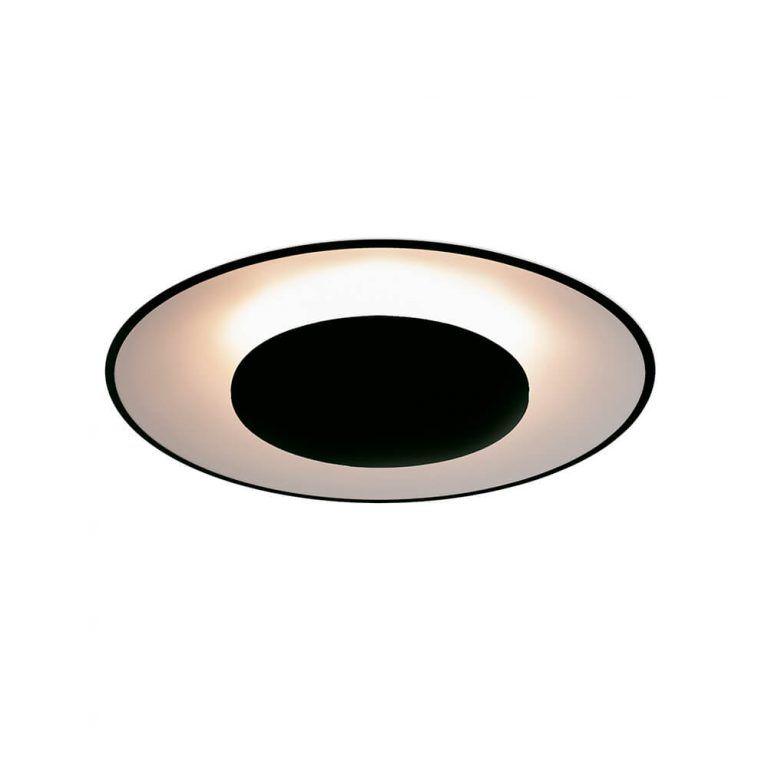 Luminária Embutir LED Newline 441LED1 Iris 24W 2700K 127V Ø405x147mm