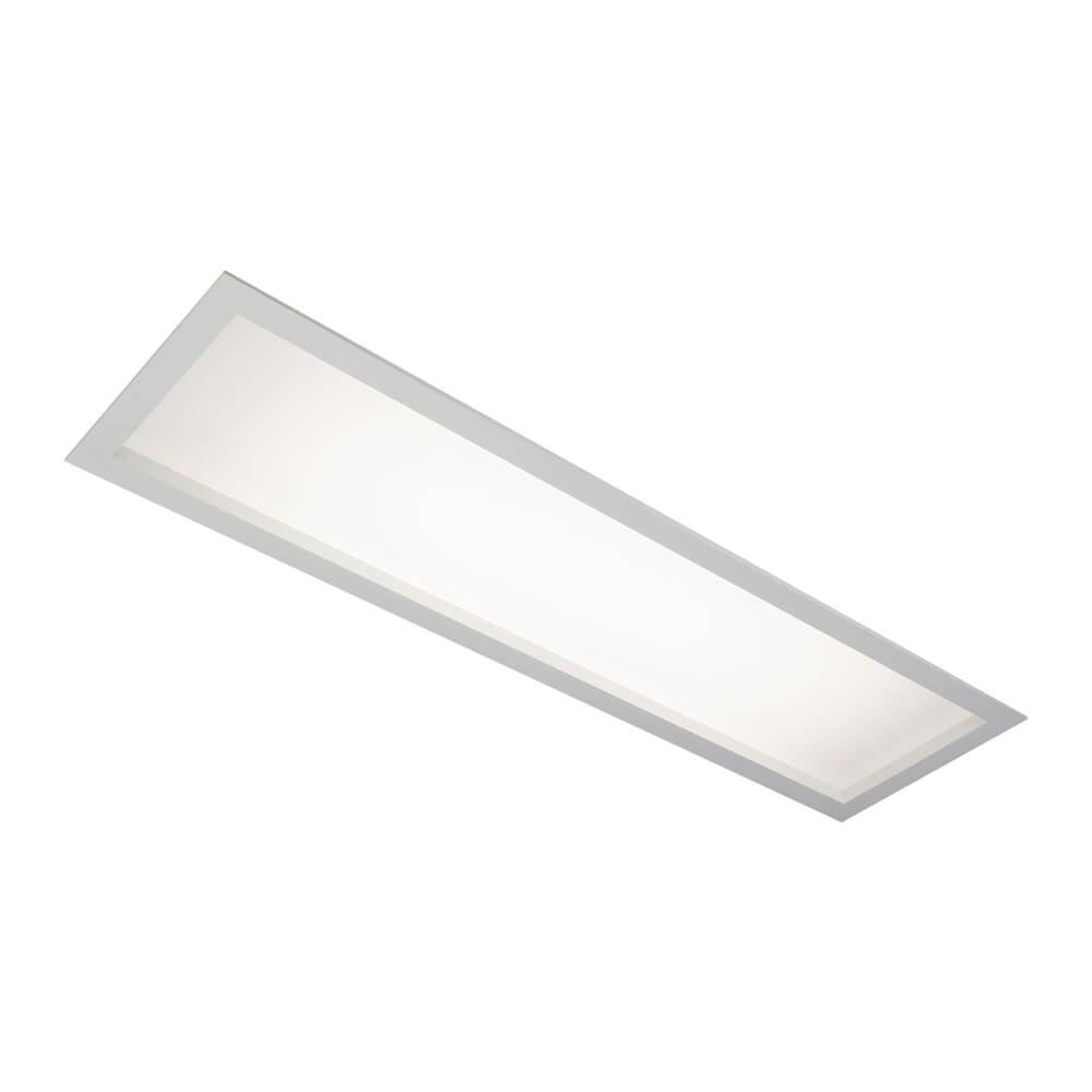 Luminária Embutir LED Newline 605LED3 Flat II 16W 3000K Bivolt 616x126x72mm
