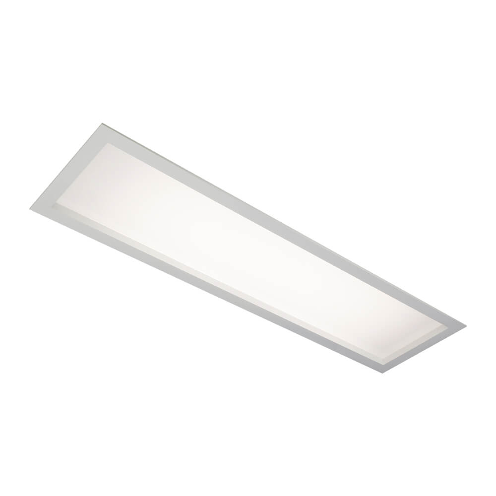 Luminária Embutir LED Newline 605LED4 Flat II 16W 4000K Bivolt 616x126x72mm