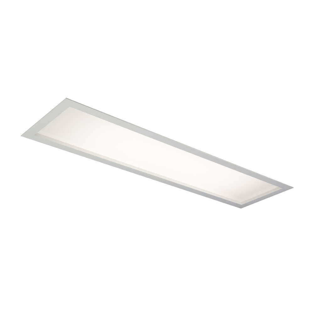 Luminária Embutir Newline IN8007 Flat 2L Tubular T8 G13 688x185x92mm