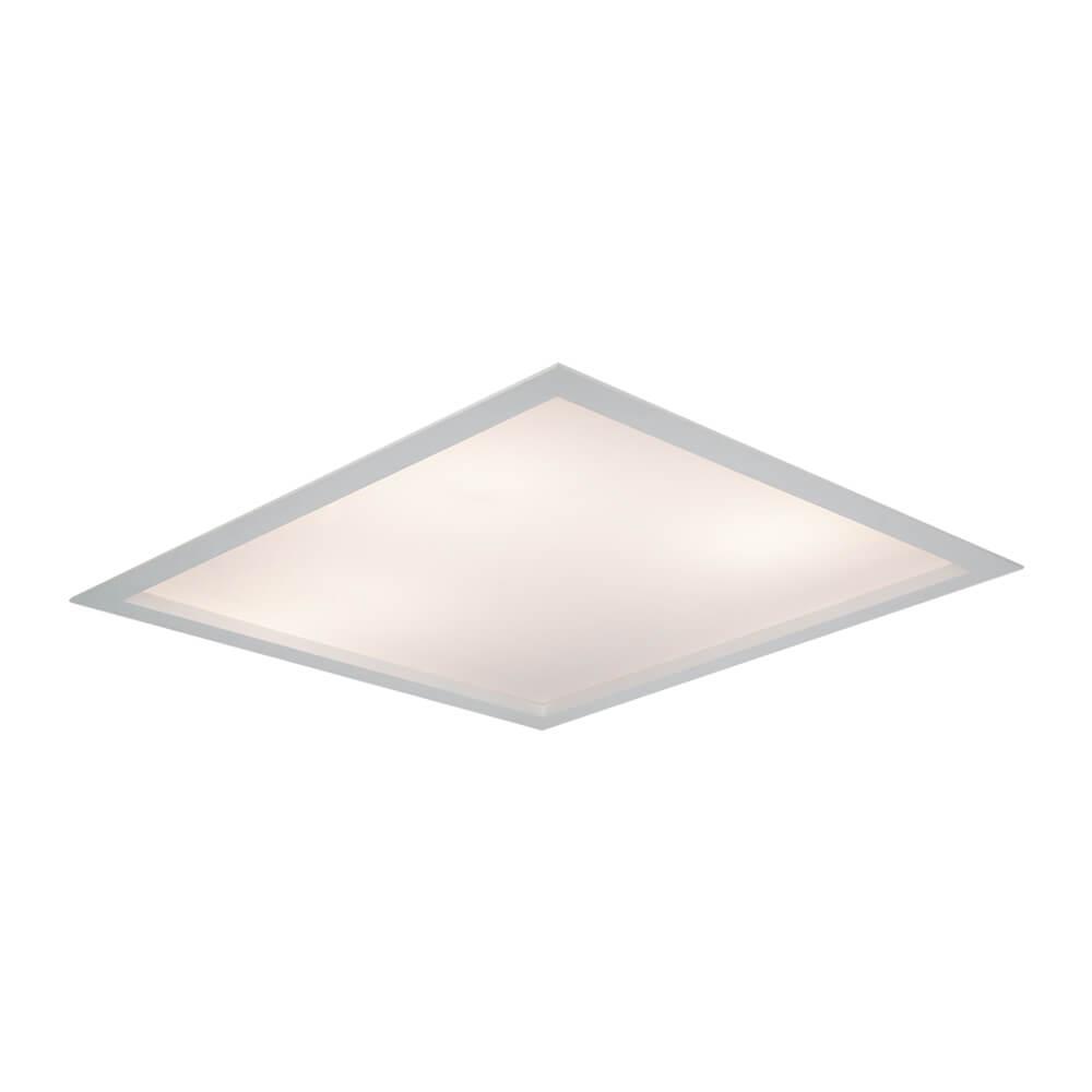 Luminária Embutir Newline IN8002 Flat 4L E27 370x370x102mm