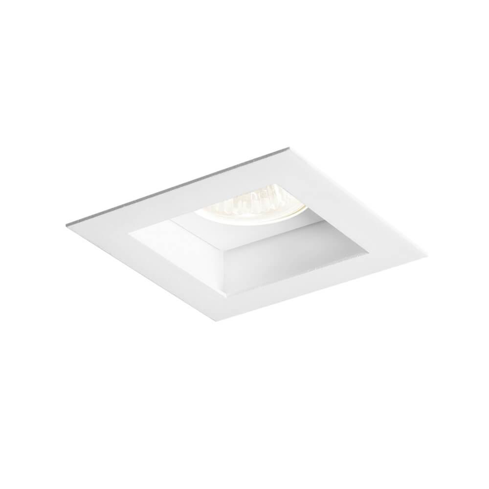 Luminária Embutir Spot Newline IN65107 Flat 1L PAR30 E27 150x150x155mm