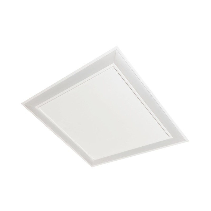 Luminária Embutir Usina 19220/23LED3 Covert Pro Led Integrado 16,4W 3000K Bivolt 230x230x50mm