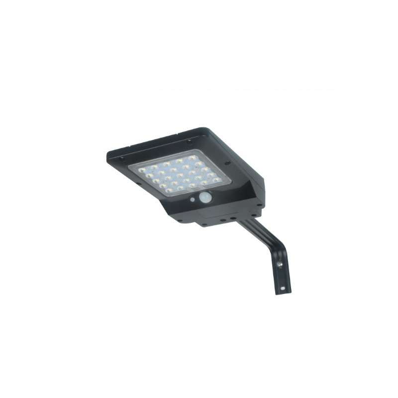 Luminária para Poste LED Ecoforce 18474 Solar 4W 6500K IP65 41,5x137x224mm