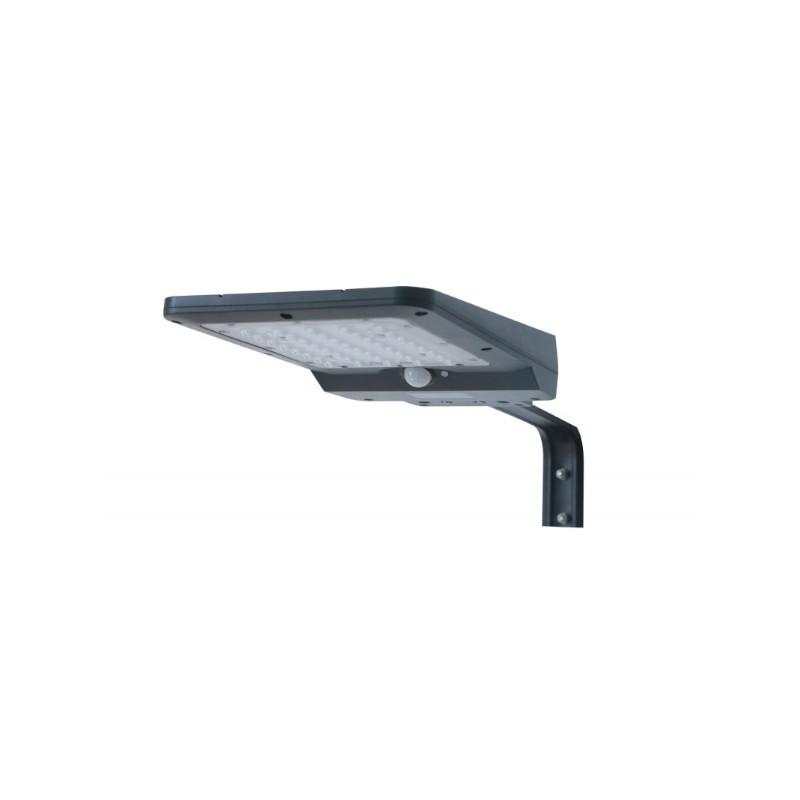 Luminária para Poste LED Ecoforce 18476 Solar 13W 6500K IP65 58x413x232mm