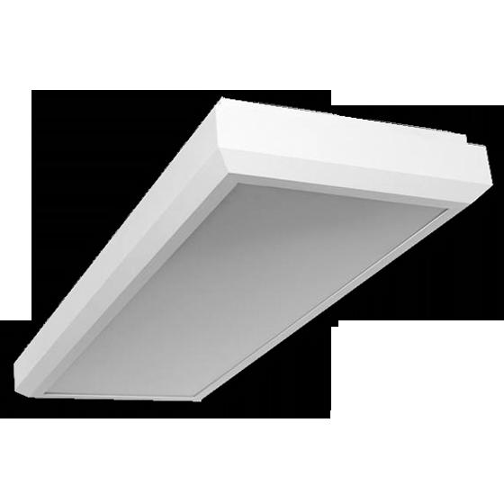 Luminária Sobrepor Incolustre 898.37 Up Slim 4L T5 G5 1390x300x80mm