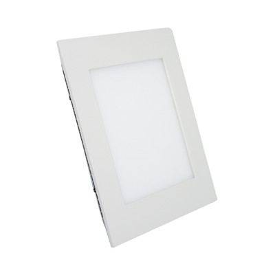 Painel Embutir LED Quadrado Gaya 9907 12W 3000K IP20 Bivolt 155x155mm
