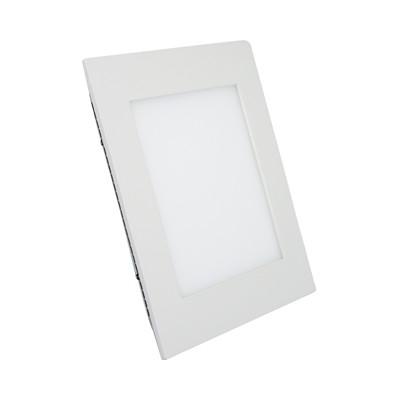 Painel Embutir LED Quadrado Gaya 9908 12W 4000K IP20 Bivolt 155x155mm