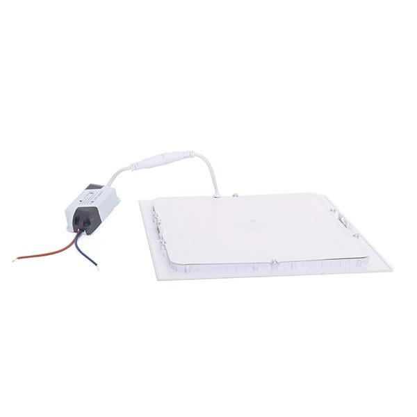 Painel Embutir LED Quadrado Gaya 9914 18W 4000K IP20 Bivolt 205x205mm