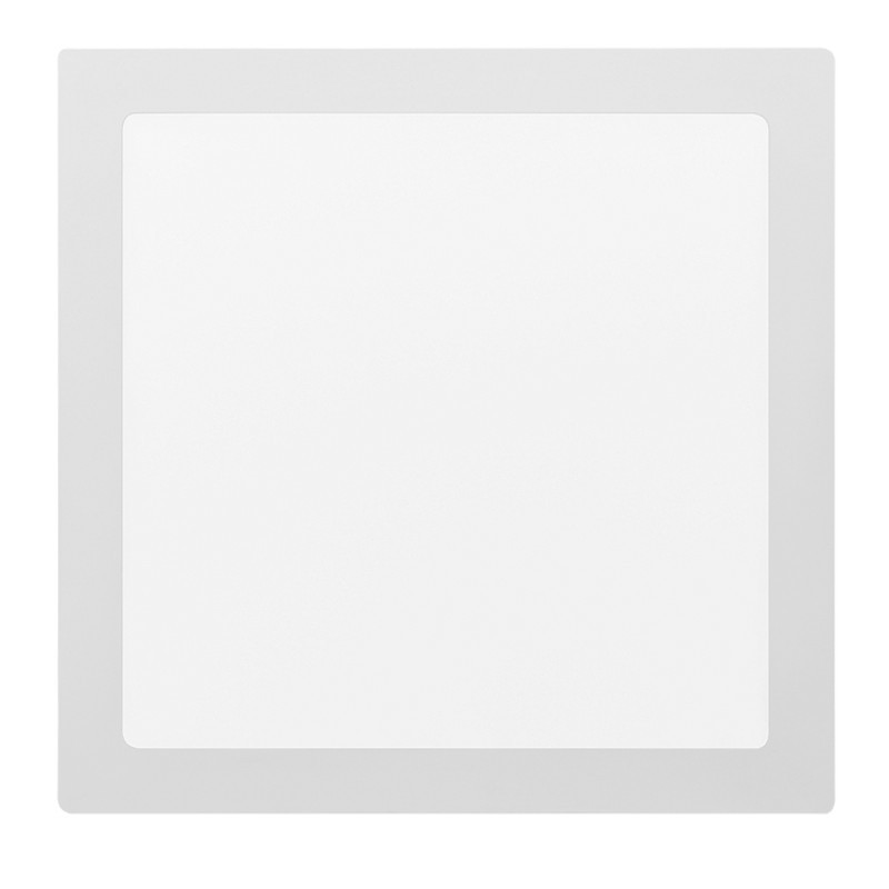 Painel Embutir LED Quadrado Gaya 9920 24W 4000K IP20 Bivolt 285x285mm