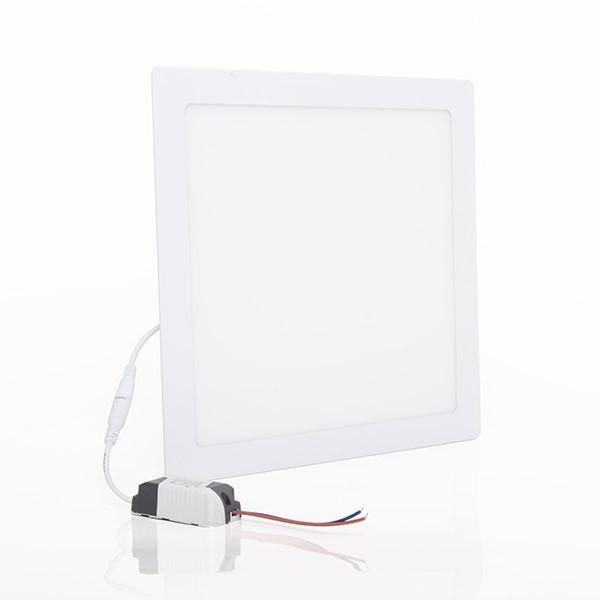 Painel Embutir LED Quadrado Gaya 9921 24W 6000K IP20 Bivolt 285x285mm