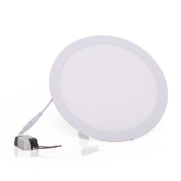 Painel Embutir LED Redondo Gaya 9923 24W 4000K IP20 Bivolt Ø285mm