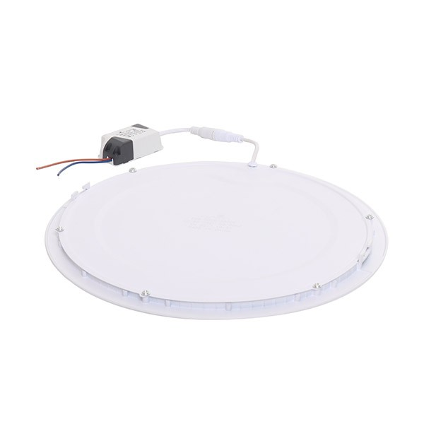Painel Embutir LED Redondo Gaya 9924N 24W 6000K IP20 Bivolt Ø285mm