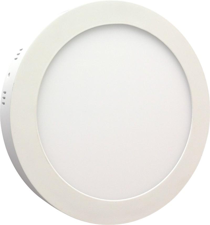 Plafon Sobrepor LED Redondo Gaya 9945 6W 6000K IP20 Bivolt Ø110mm
