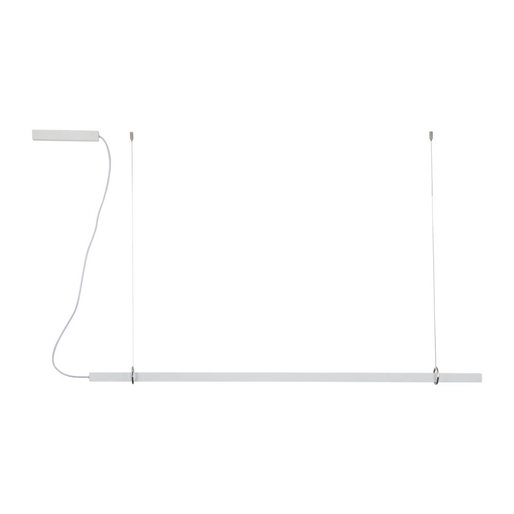 Pendente LED Newline 662LED3 FIT 32W 3000K Bivolt 1140x25x28mm