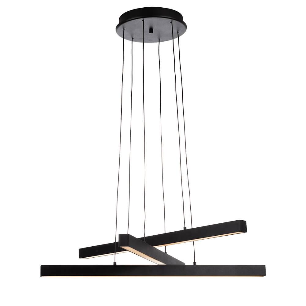 Pendente LED Newline 710LED3 Fit 16W 3000K Bivolt 580x25x28mm