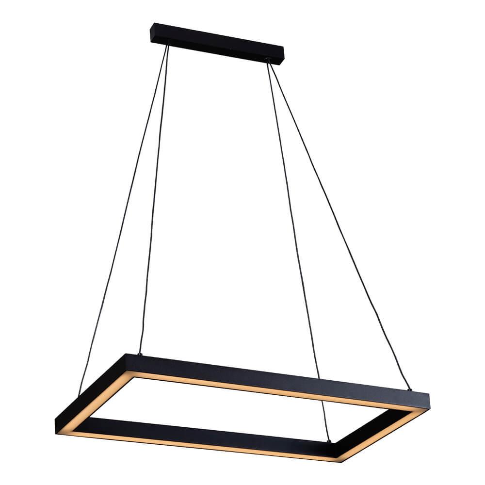 Pendente LED Newline 743LED4 Fit 18,9W 4000K Bivolt 550x290x28mm